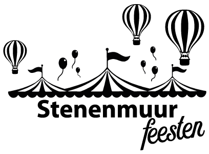Stenenmuurfeesten Logo